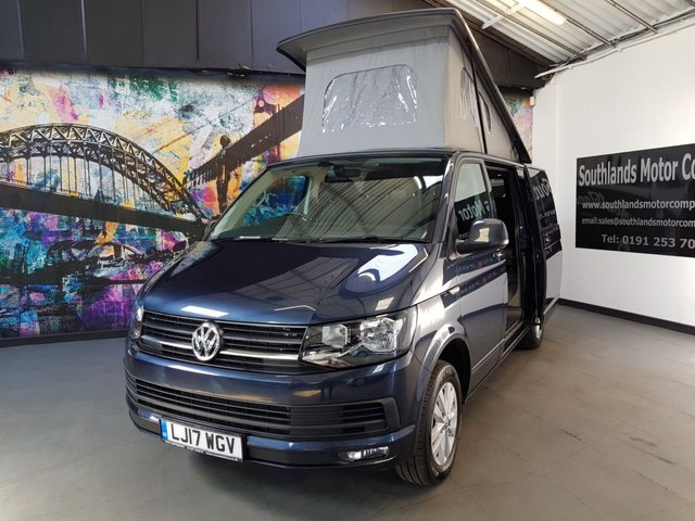 View our VOLKSWAGEN CAMPER VAN