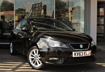 2013 SEAT IBIZA 1.4 TOCA 3d 85 BHP £4999.00
