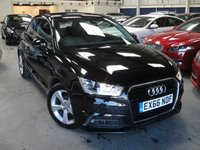 USED 2016 66 AUDI A1 1.0 TFSI SPORT 3d 93 BHP ANY PART EXCHANGE WELCOME, COUNTRY WIDE DELIVERY ARRANGED, HUGE SPEC