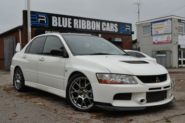 View our MITSUBISHI LANCER EVOLUTION