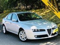 2006 ALFA ROMEO 159 2.4 JTD 20V LUSSO 4d 200 BHP £2295.00