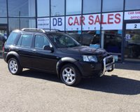 2005 LAND ROVER FREELANDER 1.8 1.8 XEi STATION WAGON 5d 115 BHP £1995.00