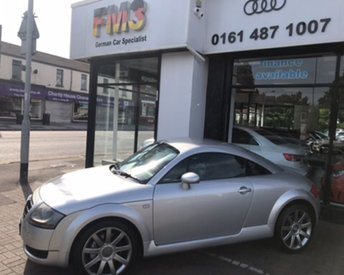 View our AUDI TT Coupe