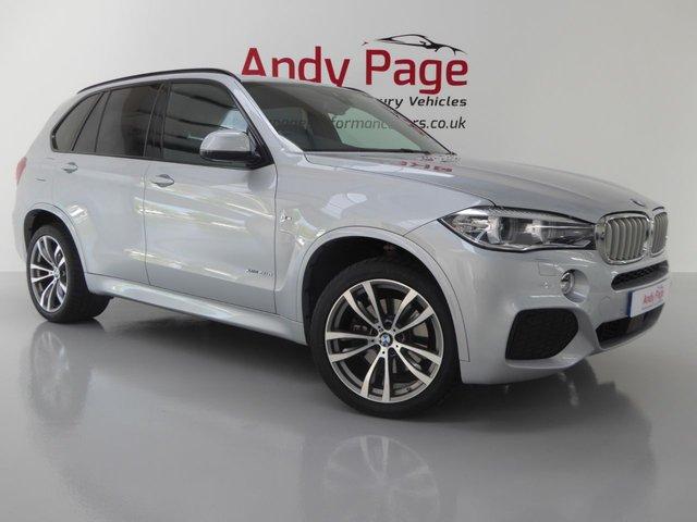 2015 15 BMW X5 3.0 XDRIVE40D M SPORT 5d AUTO 309 BHP