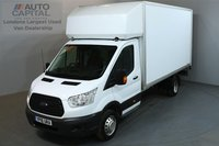 USED 2016 16 FORD TRANSIT 2.2 350 124 BHP L4 EXTRA LWB REAR TAIL LIFT FITTED ONE OWNER, L4 EXTRA LWB