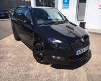 2014 SKODA FABIA 1.2 BLACK EDITION 5d ESTATE 105 BHP £8495.00