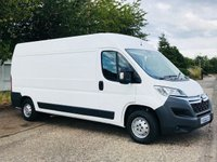 USED 2015 65 CITROEN RELAY 2.2 35 L3H2 ENTERPRISE HDI 1d 129 BHP