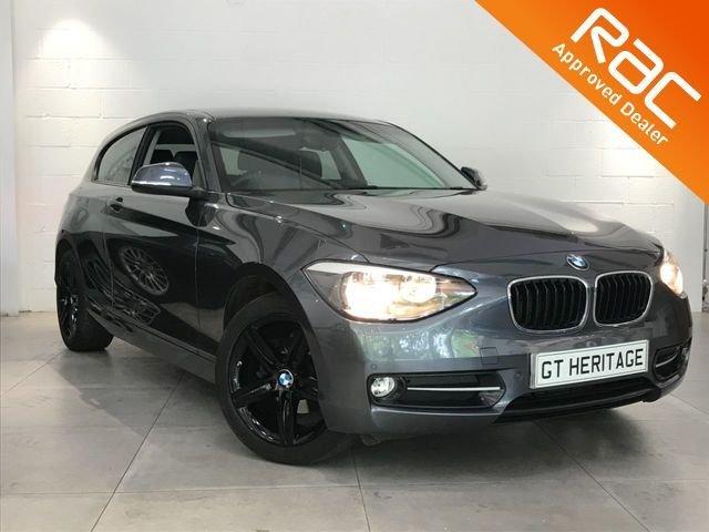 2014 14 BMW 1 SERIES 116I SPORT | NAV | LEATHER | AUTO