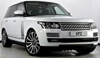 USED 2017 17 LAND ROVER RANGE ROVER 4.4 SD V8 Autobiography 4X4 (s/s) 5dr Pan Roof, Deployable Steps ++