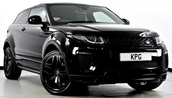 2016 LAND ROVER RANGE ROVER EVOQUE 2.0 TD4 HSE Dynamic 4WD (s/s) 3dr Auto £28750.00