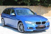 2013 BMW 3 SERIES 2.0 320D M SPORT TOURING 5d AUTO 181 BHP £15995.00