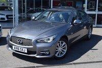 2016 INFINITI Q50 2.1 EXECUTIVE D 4d AUTO 168 BHP £13990.00