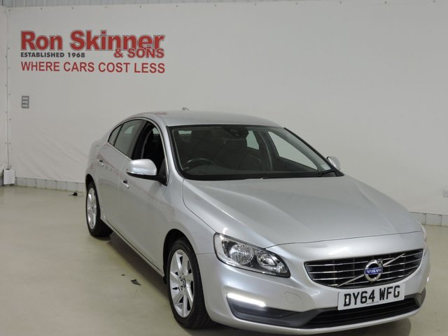 View our 2014 64 VOLVO S60 1.6 D2 SE 4d 113 BHP