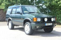 2001 LAND ROVER DISCOVERY 2.5 TD5 ES 5d 136 BHP £3450.00