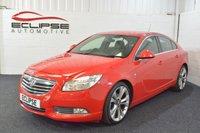 2013 VAUXHALL INSIGNIA 2.0 SRI VX-LINE RED CDTI ECOFLEX S/S 5d 157 BHP £SOLD