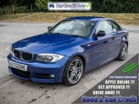 2013 BMW 1 SERIES 2.0 118D SPORT PLUS EDITION 2d 141 BHP £11495.00