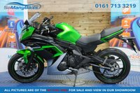 USED 2016 16 KAWASAKI ER6F EX 650 FGF ABS - 1 Owner