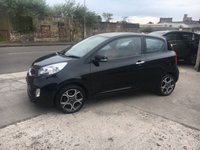 USED 2011 61 KIA PICANTO 1.2 EQUINOX 3d 84 BHP £20 Road Tax for Life