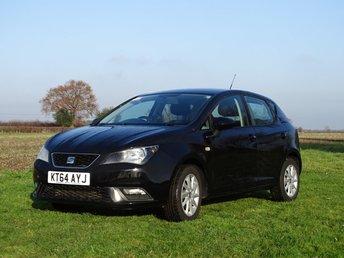 2015 SEAT IBIZA 1.4 SE 5d 85 BHP £6995.00