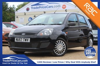 2007 FORD FIESTA 1.2 STYLE 16V 5d 78 BHP £2750.00