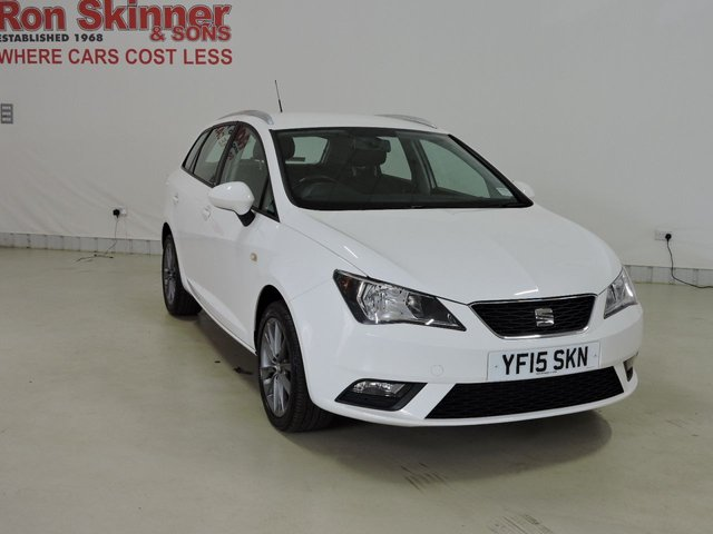 View our 2015 15 SEAT IBIZA 1.2 TSI I-TECH 5d 104 BHP