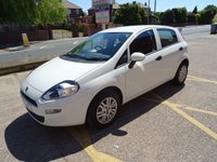 USED 2016 16 FIAT PUNTO 1.2 POP PLUS 5d 69 BHP