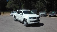 USED 2015 15 VOLKSWAGEN AMAROK 2.0 DC TDI HIGHLINE 4MOTION AUTO 180 BHP Full VW Main Dealer Service History