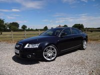 2011 AUDI A6 2.0 TDI S LINE SPECIAL EDITION 4d 168 BHP £8490.00