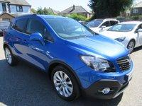 2015 VAUXHALL MOKKA 1.4 SE 5d AUTO 138 BHP £11000.00