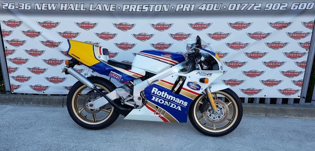 View our HONDA NSR 250