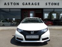 USED 2015 15 HONDA CIVIC 1.6 I-DTEC BLACK EDITION 5d 118 BHP ** DAB * BLUETOOTH ** FSH ** ** ZERO TAX * DAB * FSH * BLUETOOTH **