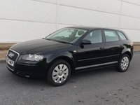 USED 2007 57 AUDI A3 1.6 SPECIAL EDITION 8V 5d 101 BHP