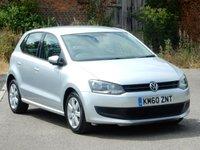 2010 VOLKSWAGEN POLO 1.4 SE DSG 5d AUTO 85 BHP £5995.00
