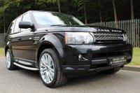 2011 LAND ROVER RANGE ROVER SPORT 3.0 SDV6 HSE 5d AUTO 255 BHP £18500.00