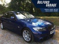 2009 BMW 3 SERIES 2.0 320D M SPORT 4d 175 BHP £7492.00