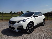 2017 PEUGEOT 3008 1.2 Allure EAT Automatic £SOLD