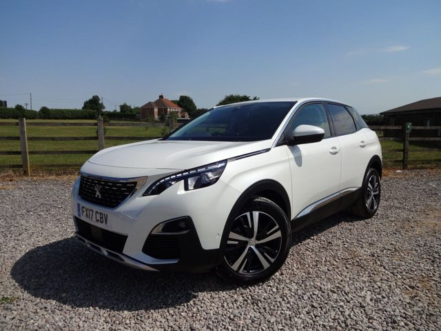 2017 17 PEUGEOT 3008 1.2 Allure EAT Automatic