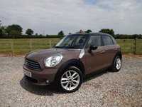 2013 MINI COUNTRYMAN 1.6 COOPER D ALL4 5d 112 BHP CHILI £SOLD
