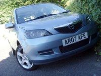 2007 MAZDA 2 1.4 CAPELLA 5d AUTO 80 BHP £2699.00