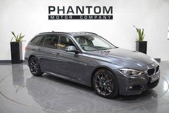 2016 BMW 3 SERIES 3.0 340I M SPORT TOURING 5d 322 BHP £26790.00