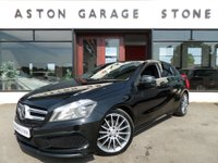 USED 2014 64 MERCEDES-BENZ A CLASS 2.1 A200 CDI AMG SPORT 5d 136 BHP ** FMSH * BLUETOOTH * CRUISE ** ** CRUISE * BLUETOOTH * FMSH **
