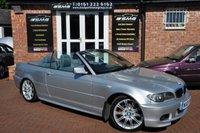 2003 BMW 3 SERIES 2.5 325CI SPORT 2d 190 BHP £2995.00