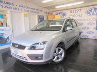 USED 2006 06 FORD FOCUS 1.8 ZETEC CLIMATE 5d 124 BHP