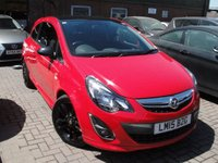 USED 2015 15 VAUXHALL CORSA 1.2 LIMITED EDITION 3d 83 BHP ANY PART EXCHANGE WELCOME, COUNTRY WIDE DELIVERY ARRANGED, HUGE SPEC