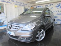 2011 MERCEDES-BENZ B CLASS 1.5 B160 BLUEEFFICIENCY SPORT 5d 95 BHP £5300.00