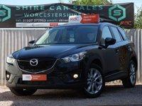 2013 MAZDA CX-5 2.2 D SPORT NAV 5d 148 BHP £11000.00
