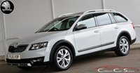 2015 SKODA OCTAVIA 2.0TDi SCOUT 4x4 ESTATE 5 DOOR 6-SPEED 150 BHP £14990.00
