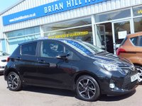 USED 2014 64 TOYOTA YARIS 1.3 VVT-i SPORT 5dr ...(FULL SERVICE HISTORY. IMMACULATE)