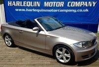 2008 BMW 1 SERIES 2.0 120I SE 2d 168 BHP £4999.00