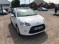 USED 2011 60 CITROEN C3 1.4 VTR PLUS 5d 72 BHP 1 OWNER-FULL DEALER HISTORY-AIR CON-LOW MILEAGE-5 DOOR-PETROL